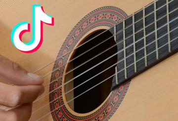 Tutos, leçons, cours gratuit guitare sur TikTok
