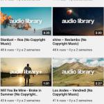 Audio Library
