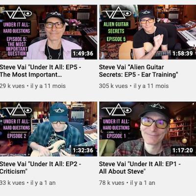 Steve Vai Himself